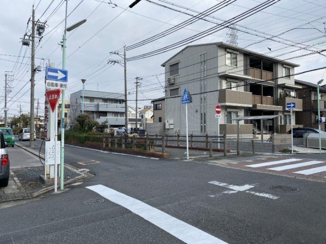 名古屋市南区でのペーパードライバー講習